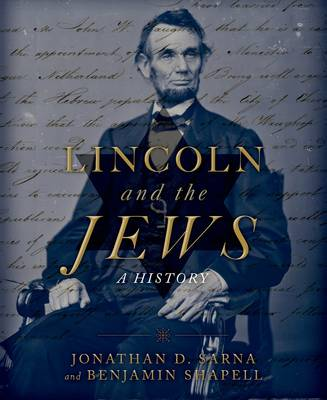 Lincoln and the Jews book