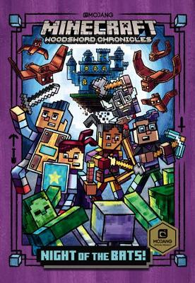 Night of the Bats!: Minecraft Woodsword Chronicles 2 by Nick Eliopulos