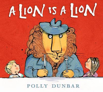 Lion Is a Lion book