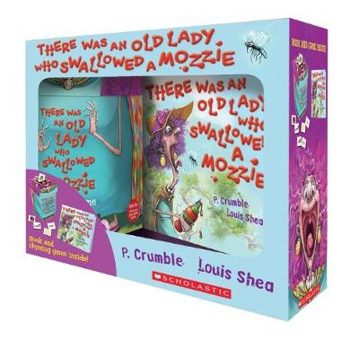 There Was an Old Lady Mozzie Box Set Game Edition by P. Crumble
