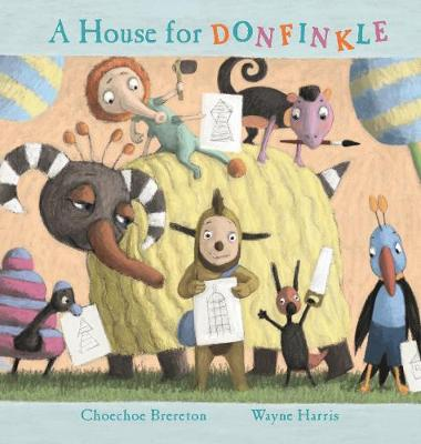 House for Donfinkle book