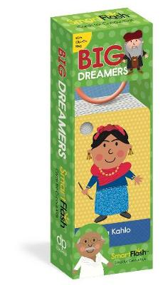 Big Dreamers: SmartFlash (TM)-Cards for Curious Kids: SmartFlash (TM)-Cards for Curious Kids by duopress labs