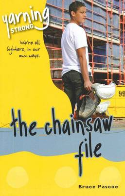 Yarning Strong The Chainsaw File book
