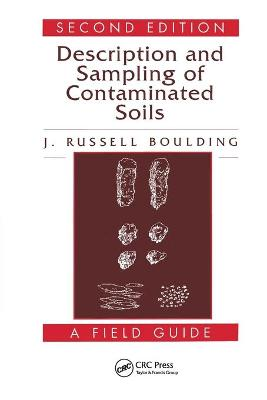 Description and Sampling of Contaminated Soils: A Field Guide book