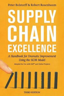 Supply Chain Excellence book