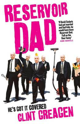 Reservoir Dad book