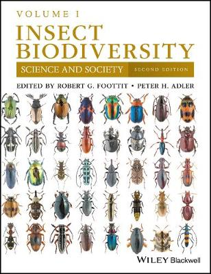 Insect Biodiversity by Peter H. Adler