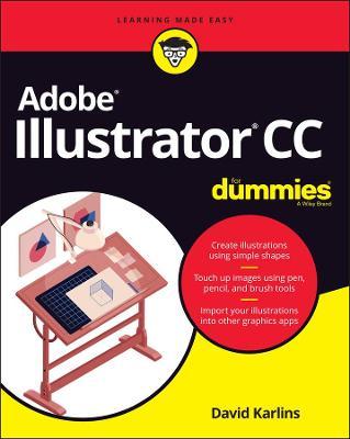 Adobe Illustrator CC For Dummies book