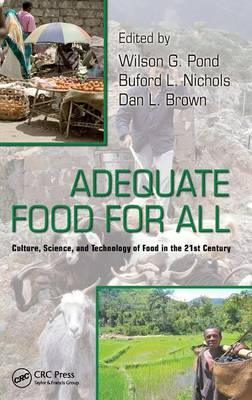 Adequate Food for All by Wilson G. Pond