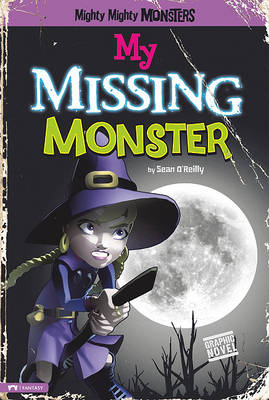 My Missing Monster by Sean O'Reilly