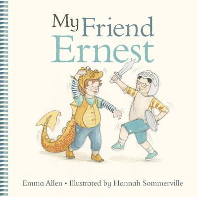 My Friend Ernest book