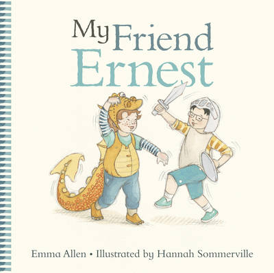 My Friend Ernest by Emma Allen