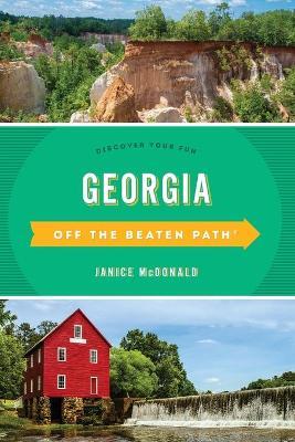 Georgia Off the Beaten Path (R): Discover Your Fun book