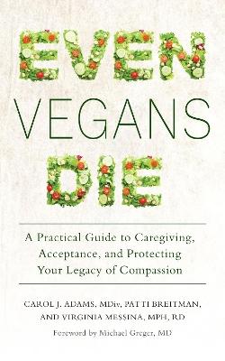 Even Vegans Die book