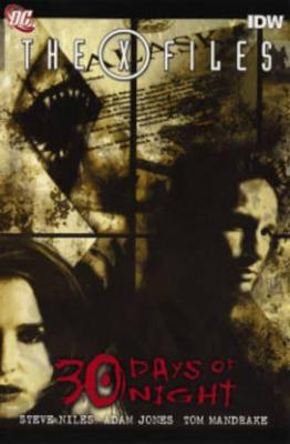 X-Files/30 Days Of Night by Adam Jones