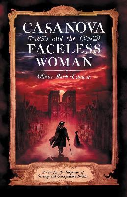 Casanova and the Faceless Woman book