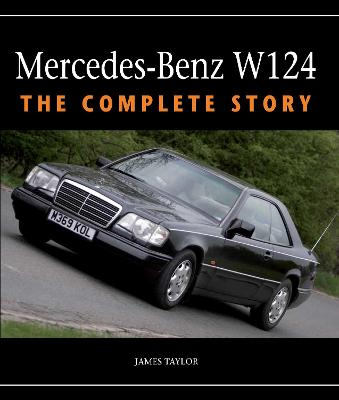 Mercedes-Benz W124 by James Taylor