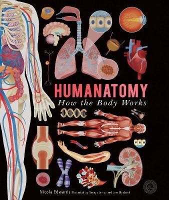 Humanatomy by Nicola Edwards