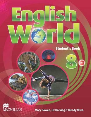 English World 8 Student's Book by Mary Bowen