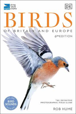 RSPB Birds of Britain and Europe: The Definitive Photographic Field Guide book