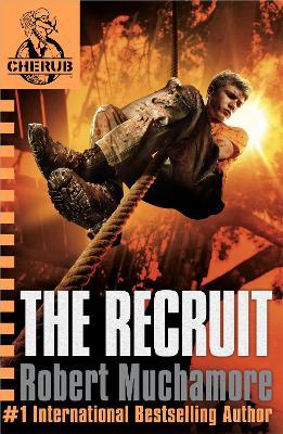 CHERUB: The Recruit book