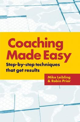 Coaching Made Easy by Robin Prior