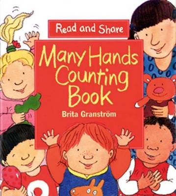 Many Hands Counting Book by Candlewick Books