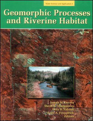 Geomorphic Processes and Riverine Habitat by Joseph M. Dorava