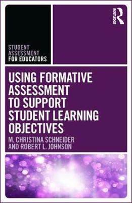 Using Student Learning Objectives for Assessment book
