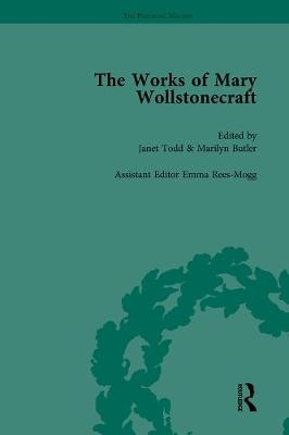 The Works of Mary Wollstonecraft Vol 4 by Marilyn Butler