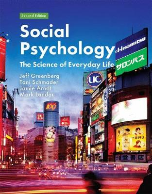 Social Psychology by Jeff Greenberg