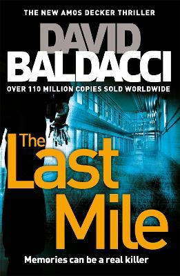 The Last Mile by David Baldacci