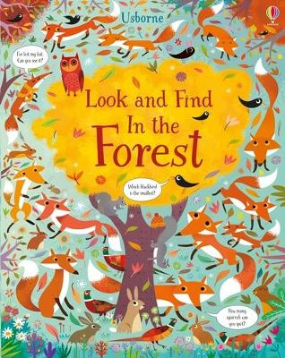 Look and Find In the Forest by Kirsteen Robson