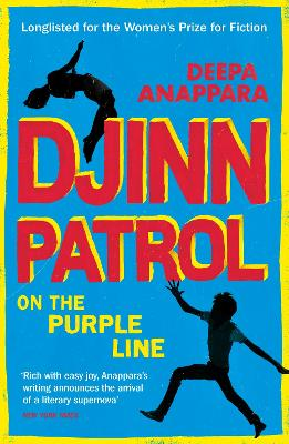 Djinn Patrol on the Purple Line: Discover the immersive novel longlisted for the Women's Prize 2020 book