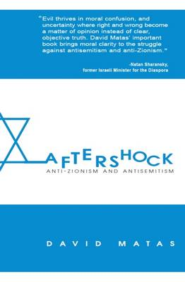 Aftershock by David Matas
