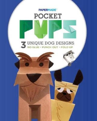 Pocket Pups by PaperMade