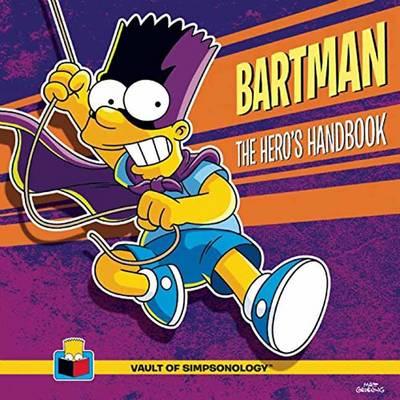 Bartman: The Hero's Handbook book