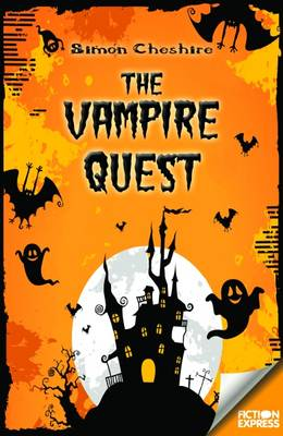 The Vampire Quest by Simon Cheshire
