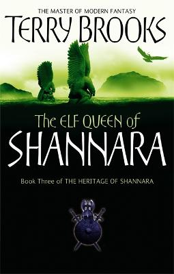 Elf Queen Of Shannara by Terry Brooks