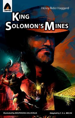 King Solomon's Mines book