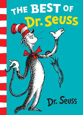 The Best of Dr. Seuss: The Cat in the Hat, The Cat in the Hat Comes Back, Dr. Seuss's ABC by Dr. Seuss