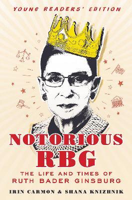 Notorious RBG book