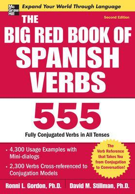 The Big Red Book of Spanish Verbs, Second Edition by Ronni Gordon