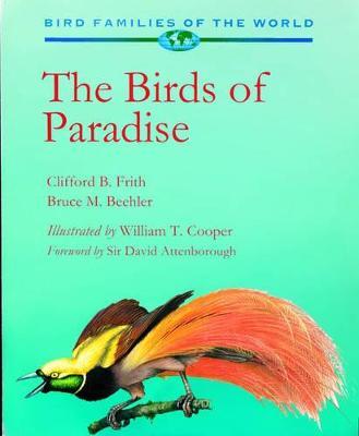 Birds of Paradise book