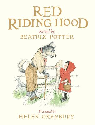 Red Riding Hood by Beatrix Potter
