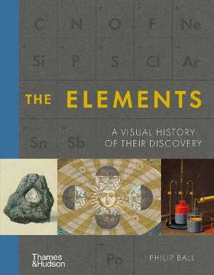 Elements: A Visual History of Their Discovery book