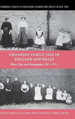 Changing Family Size in England and Wales by Eilidh Garrett