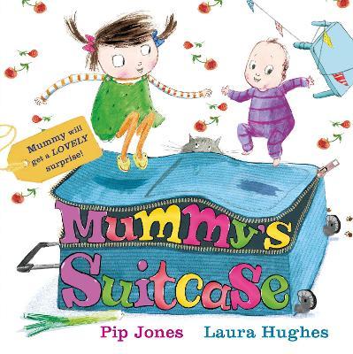 Mummy's Suitcase book