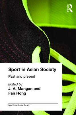 Sport in Asian Society book