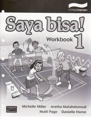 Saya bisa! 1 Workbook book